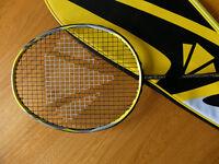 Carlton Vapour Trail Flux Badminton Racket. VGC