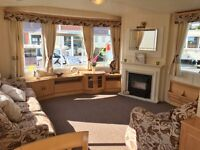 Stunning Cheap Static Caravan With Sea & Mountain Views, West Wales, Borth, Ceredigion, Aberystwyth
