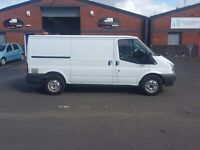 FORD TRANSIT 350 MWB LOW ROOF LOW MILES COUNCIL DIRECT £3850 NO V.A.T