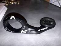 K-Edge Aero Computer Mount for garmin