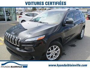 2014 Jeep Cherokee North 4X4,MAGS,DÉMAR DIST,BLUETOOTH,CAMÉRA RE