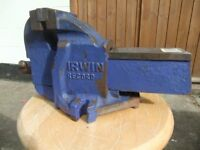 Bench Vice - Irwin Record No. 3