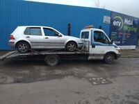WANTED ALL SCRAP CARS AND VAN'S