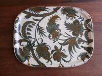 Vintage Arnold designs tea tray/serving tray - mid century, good condition
