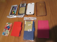 Selection of 8x Mobile phone Cases/Covers from £2