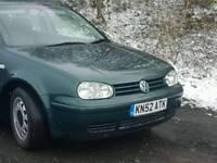 Volkswagen Golf mark 4 1.9 TDI