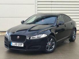 2015 Jaguar XF 2.2 TD R-Sport 4dr (start/stop) black edition diesel** BLACK EDITION**NOT DUE FOR MOT