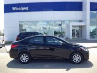 2013 Hyundai Accent GL***2 YEARS FULL WARRANTY*** HEATED SEATS**