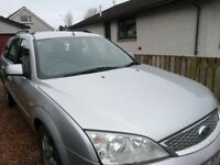2007 Ford Mondeo Zetec Estate 2.0L TDCi 130PS