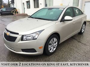 2014 Chevrolet Cruze 1LT | 1.4L TURBO | BLUETOOTH | NO ACCIDENTS