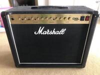 Marshall dsl40 guitar amp