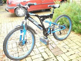 DUNLOP SIGNATURE MOUNTAIN BIKE