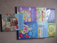 7 X USBORNE SEE INSIDE HARDBACK LIFT THE FLAP BOOKS EXCELLENT CONDITION!