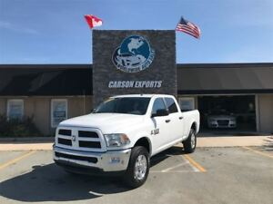 2016 Ram 2500 LOOK OUTDOORSMAN DIESEL! FINANCING AVAILABLE!