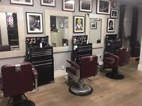 BARBERS WANTED / FULL & PART TIME
