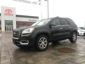 2014 GMC Acadia SLT2 - LEATHER - SUNROOF - DVD - NAVIGATION