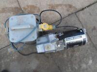 Yellow Jacket 93547 SuperEvac 4CFM Vacuum Pump Oil Filter Heavy Duty, compressor