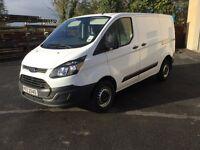 2013 Ford Transit Custom Eco MWB - 100ps Cheapest in UK