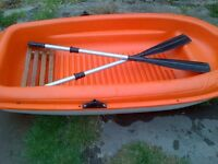 DINGHY Sport Yak. A safe unsinkable dinghy great for fun on a lake, fishing etc. Good condition.