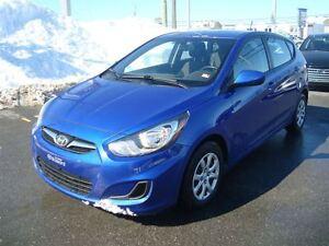 2013 Hyundai Accent GL A/C BAS KM ET GARANTIE!!!