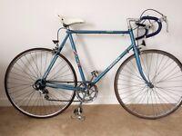 Raleigh BSA 'Champion' vintage racer racing bike