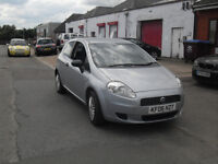 fiat punto diesel 3 door cheap insurance tax and running cost nice car new shape