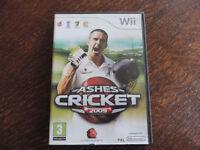 Ashes Cricket 2009 Nintendo Wii Game