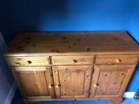 Ducal Side board / Welsh Dresser