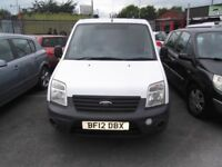 LOW MILEAGE 2012 FORD TRANSIT CONNECT 1.8 TDCI £2095 NO VAT