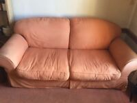 Two sofas up for grabs
