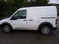 ford transit connect t200 1.8 tdci 2008 full years psv side door