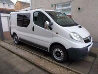 Vauxhall Vivaro Day Van
