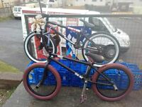 custom fit bmx and custom we the people bmx
