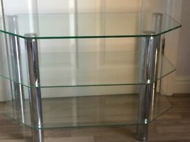TV, Video & Stand - Excellent Condition