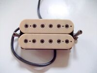 CLASSIC DIMARZIO SUPER DISTORTION CREAM HUMBUCKER. 1980S.