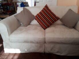 Cream high quality sofa seats 3