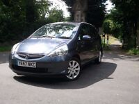 HONDA JAZZ 1339CC-12 MONTH MOT-LOW MILES-FULL SERVICE HISTORY-8 STAMPS IN THE BOOK-PREVIOUS CAT D