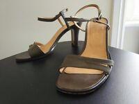 Hobbs strappy sandals size 38.5