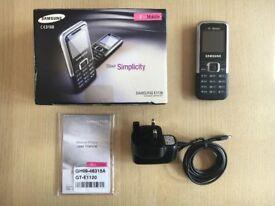 Samsung E1120 Mobile Phone - EE, Virgin, Asda, T-Mobile Networks - Excellent Condition
