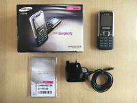 Samsung E1120 - EE, Virgin, Asda, T-Mobile Networks - Excellent Condition