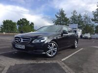 Mercedes E- class 2014 , WAS -16488£ ,! URGENT ! BARGAIN !2 Keys, Start/Stop