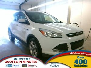 2016 Ford Escape SE | HEATED SEATS | NAVIGATION | MUST SEE