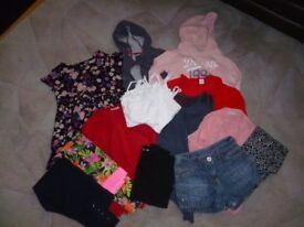 Girls Clothes bundle Age 8-9yrs