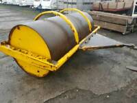 Tractor grays 8ft land field paddock roller can be water filled