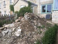 FREE SOIL & STONE (and a bit of Cotswold building stone)