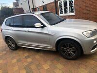 BMW, X3, Estate, 2013, Auto, 1995 (cc), 5 doors