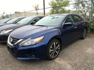 2016 Nissan Altima Sedan 2.5 SR CVT