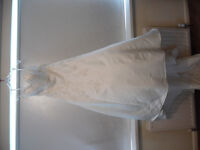 SINCERITY IVORY WEDDING DRESS