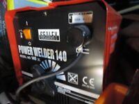 Sealey Power Welder 140XL