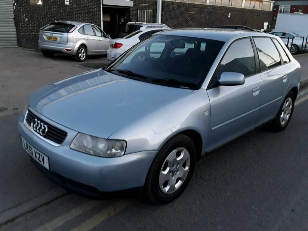 Audi A3 2001, 1.8 Automatic , 5dr, Long MOT, VERY GOOD ...